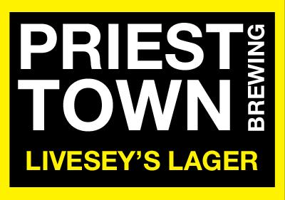 livesey's lager logo