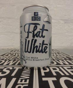 Alhabet Flat White